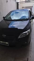 Vendo Corolla Gli com kit multimídia e 4 pneus novos. Patos de minas - 2010