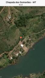 Chácara beira do lago do manso