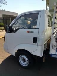 Bongo 2014 impecável carroceria Troco por carro ou camionete maior ou menor valor - 2014