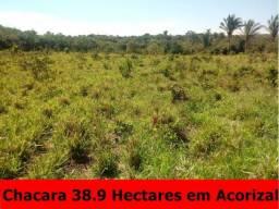 Vendo Chácara em Acorizal com 38.2 hectares