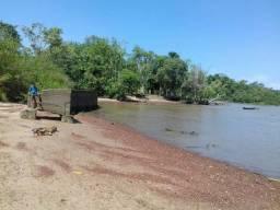 Vendo terreno urbano com frente para o rio amazonas
