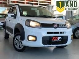 Fiat Uno 1.0 Way - 2016