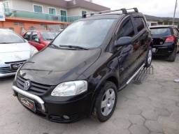 VW - Crossfox 1.6 Completo - 2006 - 2006