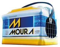 Bateria Moura 60AH 24 meses garantia