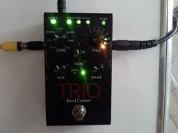 Pedal Digiteck trio band