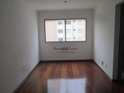 Apartamento residencial à venda, Jardim Andaraí, São Paulo.