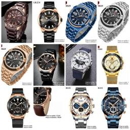Relógios masculinos originais exclusivos