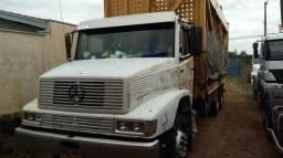 Caminhão mercedes 2635 canavieiro - 1997