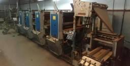 Vende-se Impressora rotativa offset color king