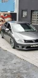 Honda Civic LXR 2.0 Aro 20 + susp a Ar troca maior valor