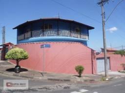 Casa residencial à venda, Cruzeiro do Sul, Jaguariúna.