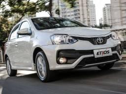 Toyota Etios Sedan 1.5 X.Plus Automatico C/ Kit Gás - 2020