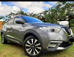 Nissan Kicks SL CVT em perfeito estado - 2017