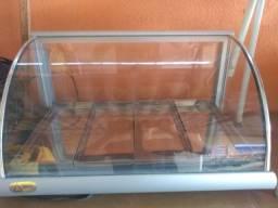 Vendo estufa de salgados semi nova