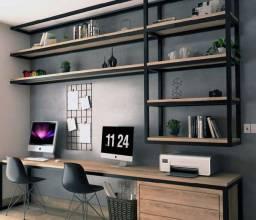 Móveis para escritório em Estilo Industrial!