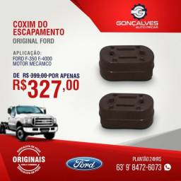 Coxim do escapamento original ford