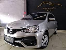 Toyota Etios HB Xs 1.5 Flex Automático (Blindado)