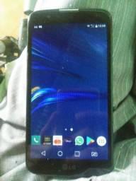 LG k10tv 16GB perfeito