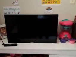 TV Smart 32 polegadas com defeito na memória