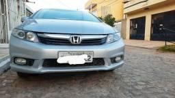 Honda civic lxr 2014