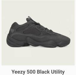Adidas Yeezy 500 Black Utility