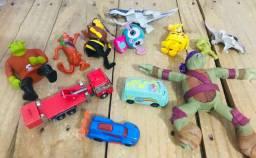 Vendo brinquedos usados