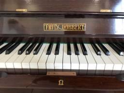 Vende - se Piano acústico vertical Fritz Dobbert