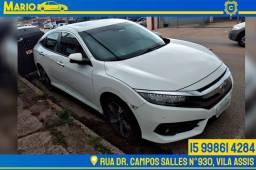 Civic Touring 2017 Carro Impecavel Unico Dono Com Apenas 46 mil KM