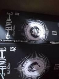 Mangá deth note Black edition