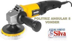 """Politriz angular 5"""" 220V Vonder"""