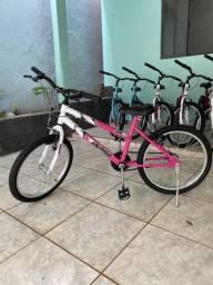 Bike/Bicicleta aro 20 infantil NOVA