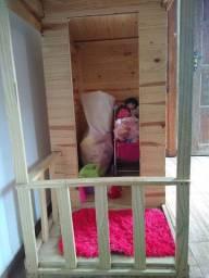 vende casinha de brinquedos para menina