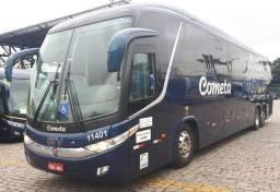 Título do anúncio: Ônibus 11.401 - Scania K-380 6x2, GTV - Paradiso 1200, 2011