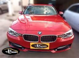 BMW 320i Sport 2015/15 Flex, Só 14.500Km!