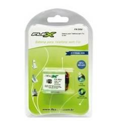 Bateria Universal Para Telefone Sem Fio 300Mah 3,6V Fx-50U - Flex