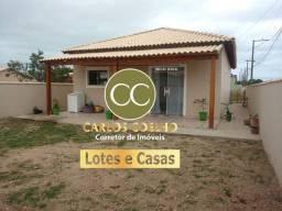 W319<br>Casa no Condomínio Gravatá II em Unamar - Tamoios - Cabo Frio/RJ