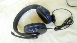 Fone Headset Gamer PC --NOVO--