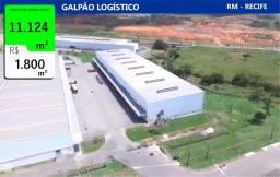Galpão Logístico | 11.124m² | RM - Recife