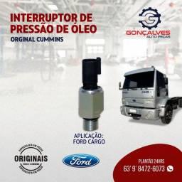 INTERRUPTOR DE PRESSÃO DE ÓLEO ORIGINAL CUMMINS