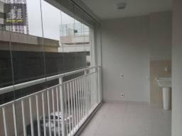 X1087 Apartamento para locação com 1 dorm e 1 vaga no Ipiranga com lazer completo