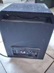 Amplificador para instrumentos
