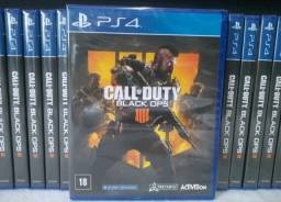 Jogo PS4 Call Of Duty Black Ops 4 - Cod Bo4 Ps4