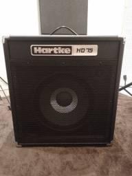 Caixa (cubo) para baixo Hartke HD 75