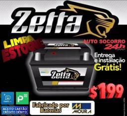Zetta Novas 12 Meses de Garantia