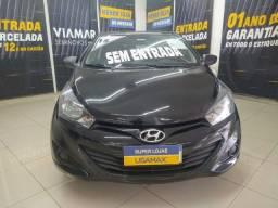 Título do anúncio: Hyundai Hb20 1.0 COMFORT 12V FLEX 4P MANUAL