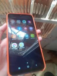 Samsung a10 novo sem nenhum arranho vai com capa.
