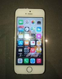 Iphone SE Branco com 128GB! Estado de Novo!