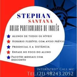 Aulas particulares de língua inglesa - Bahia