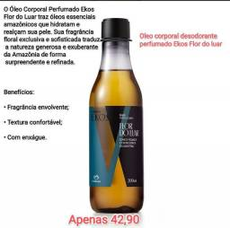 Título do anúncio: Óleo perfumado corporal flor do luar 200 ml