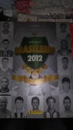 Álbum histórico campeonato brasileiro 2012